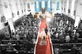 Wedding photography and videography.
