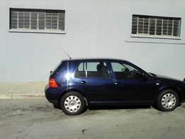 2003 VW Golf 2.0 automatic