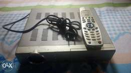 Strong My TV decoder and brand new dish
