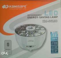 Kamisafe Rechargeable LED bulb at Awesome discount