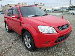 Hire purchase accepted: Ford Escape XLT