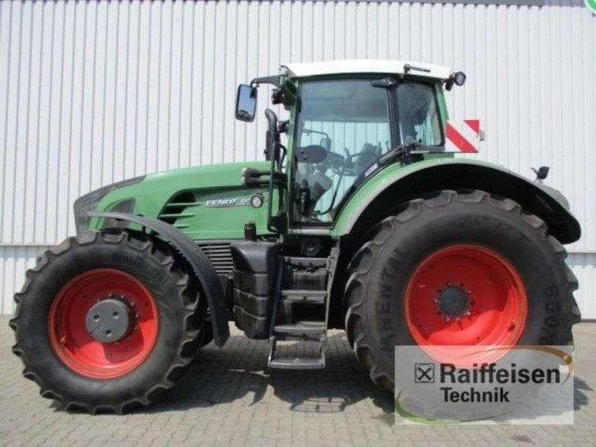 Fendt 936 vario com3 - 2008