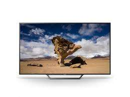 "Sony w65d,48"" tv  with digital and smart"
