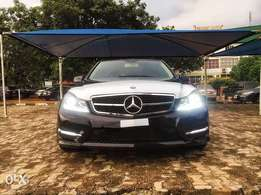 Foreign Used 2012 Mercedes C300 For Sale