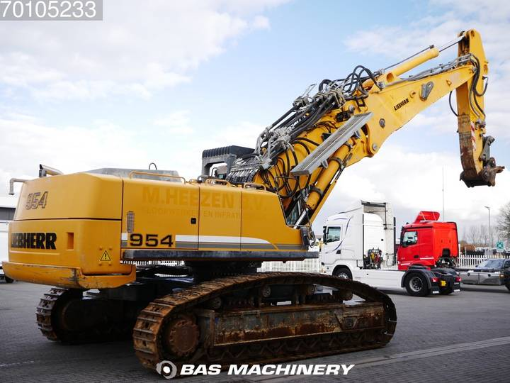 Liebherr R954C V-HDW UHD Demolition - 28 meter UHD - engine rebuil... - 2009 - image 10