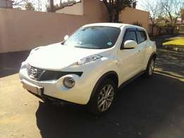 Nissan juke 1.6 tekna turbo leather