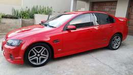 2012 Chevrolet - Lumina SS 6.0 Auto which has done 52 000 km