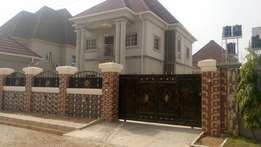 4 bedroom duplex with 1 bedroom servant quarters, IPENT 7 Estate, GWRP
