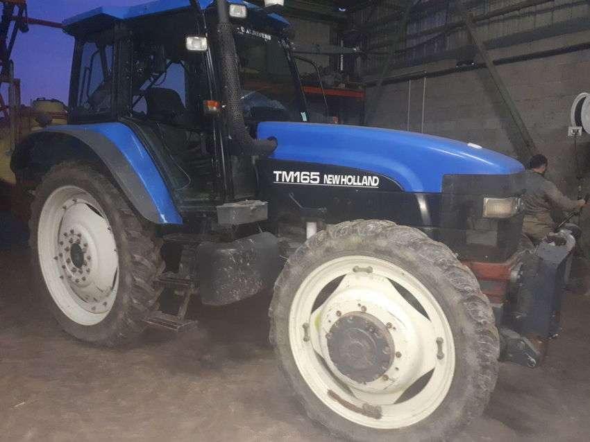 New Holland tm 165 - 2000