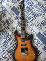Ibanez Electric Guitar with bag