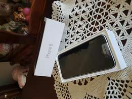 Iphone 6 32 gig space grey. Brand new