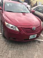 super clean 2008 Toyota Camry with DVD