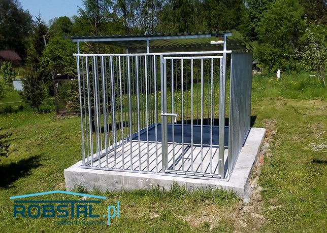 cbfcbd97a37a28 Kojec dla psa boks klatka MAJA 2x2 kojce dla psów solidne i tanie Olecko -  image