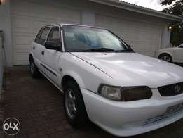 Toyota tazz 1.3 for R36k