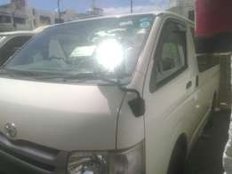 Newly imported Toyota Hiace 7L