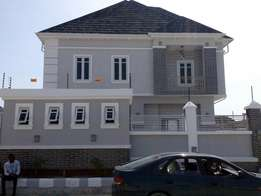 5 Bedroom detached duplex with a room BQ for sale