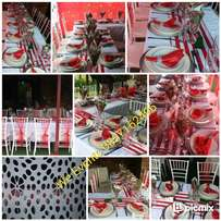 Baby Shower, Birthdays, Weddings deco, kids party,special events etc