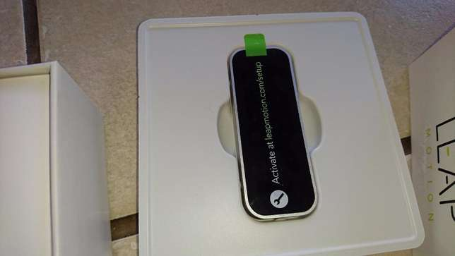 NEW ! Leap Motion 3D VR and PC control device !! Klerksdorp - image 4