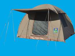 Howling moon safari bush dome tent