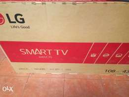 "43"" lg webos digital tv"