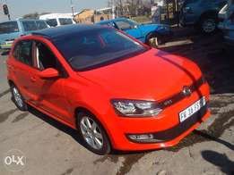 2011 vw polo6 1.4 for sale