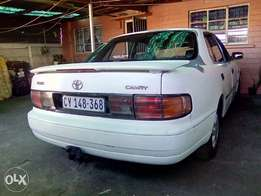 Repost Toyota Camry for sale or swop!!urgent sale