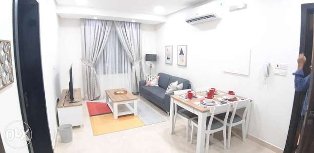 Brand new 2bhk fully furnish apartment for rent in Adliya