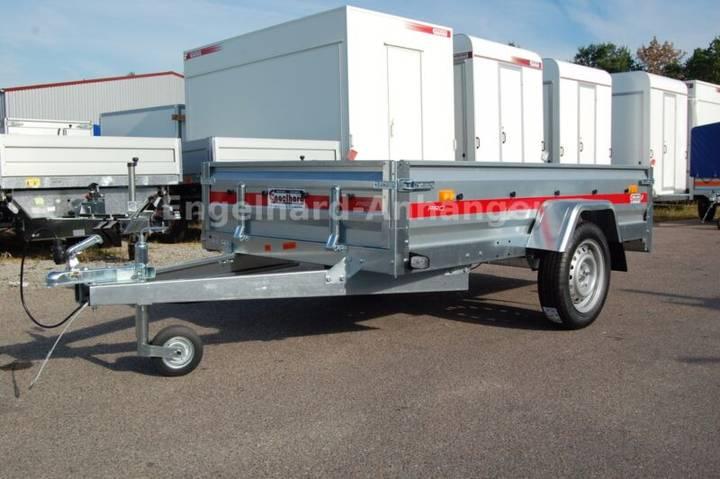 TEMA PRO 2312 - 750 kg - ca. 236x125x35 cm
