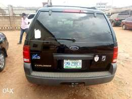 Super Clean Few Months Used Awoof Ford Explorer
