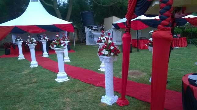 Tents,dressed chairs and tables and decor for hire Westlands - image 5