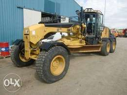 Caterpillar 140M - To be Imported