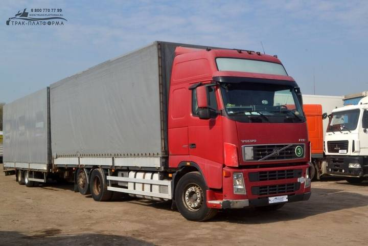 Volvo FH12 460 - 2019