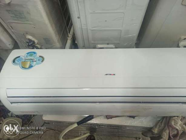 Buy & sell split and window type a/c