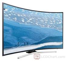 Biigest HD viewing of the Samsung 55 curved UHD 4k smart led tv