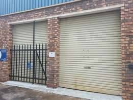 105m Workshop/mini Warehouse/depot to let Nelspruit