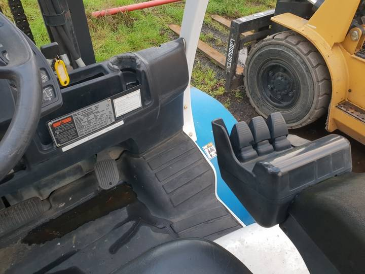 Hyster H5.0FT - 2008 - image 11