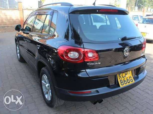 2010 VW Tiguan. Not used locally. Lavington - image 6