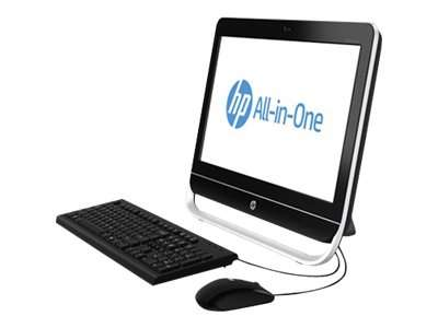 Hp 3520 all in one core i3 4gb 500gb 20inch screen Nairobi CBD - image 2