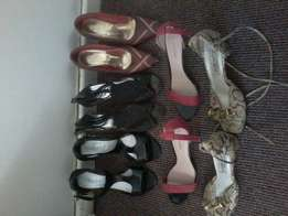 Female formal shoes