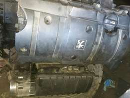 Peugeot 206 engine for sale and stripping