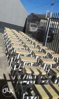 Solid pine bar chairs /stools factory price