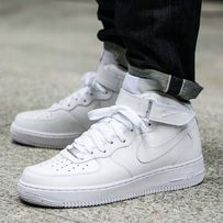 Nike Air Force 1 Mid sailuniversity red r. 45 29 cm Retro