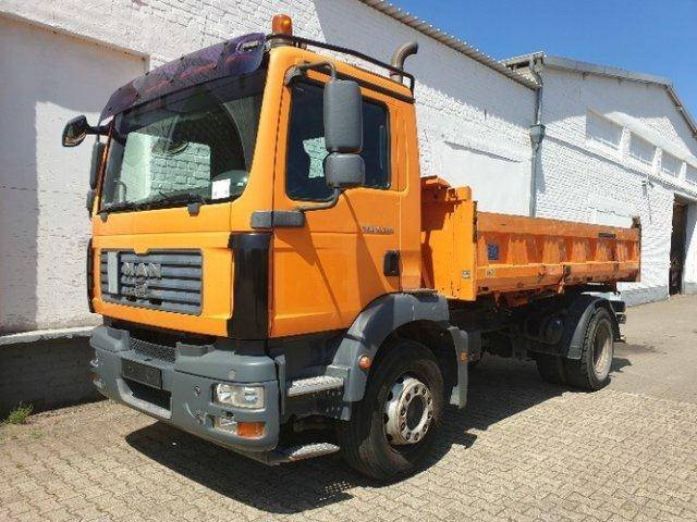 MAN TGM 18.330 BL TGM 18.330 BL, Bordmatik links eFH. - 2008