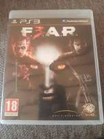 PS3 Games - Fear 3