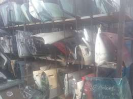 BMW AUDI and MERCEDES BENZ secondhand fenders for sale