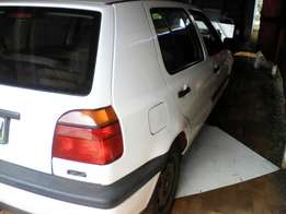 Golf 3 1,6 fuelinjection 1996