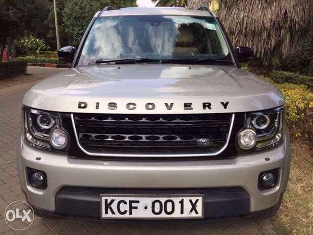 Land rover discovery 4 South Coast - image 1