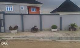 Newly built, 3bedroom flat for rent at radio ikorodu hi