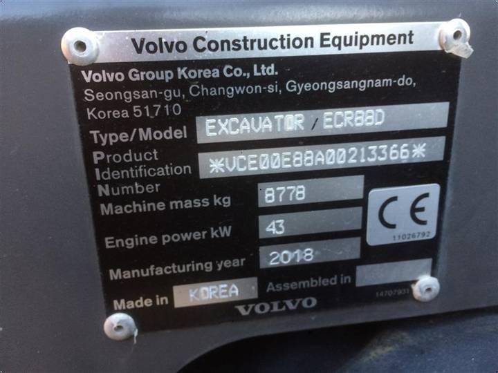 Volvo ECR88 PLUS - 2018 - image 4
