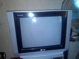 "LG 14"" TV with receipt"